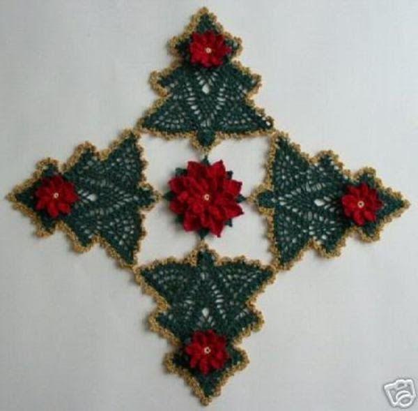 206 best häkeln Weihnachten 2 images on Pinterest | Weihnachten ...