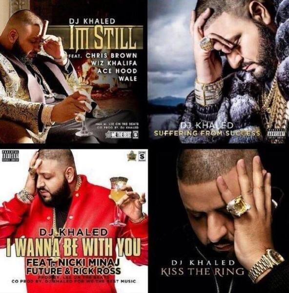 Dj Khaled really needs some aspirin