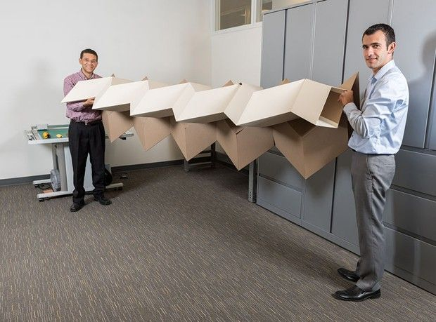 How Origami Is Informing Structural Engineering