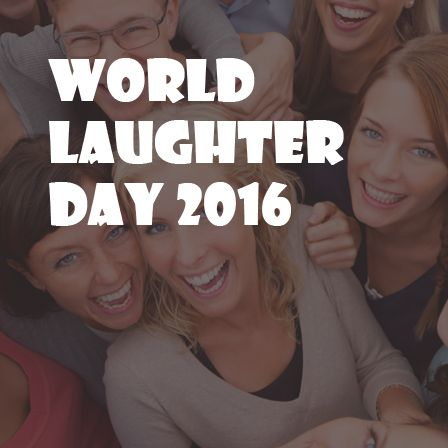 World Laughter Day came into existence in 1998 by Dr. Madan Kataria, founder of the overall Laughter Yoga Movement. World Laughter Day is celebrated on the first Sunday of May every year. Read more:  http://www.celebrationsblog.com/world-laughter-day-2016-health-peace/