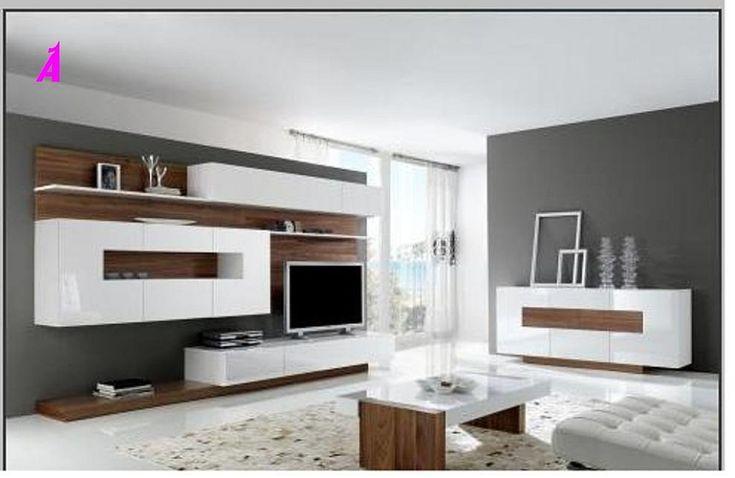 1000 ideas about modern tv units on pinterest tv wall for Decoracion muebles salon