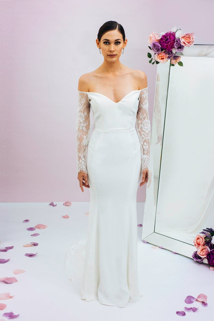 Trish Peng Unity Gown www.trishpeng.com