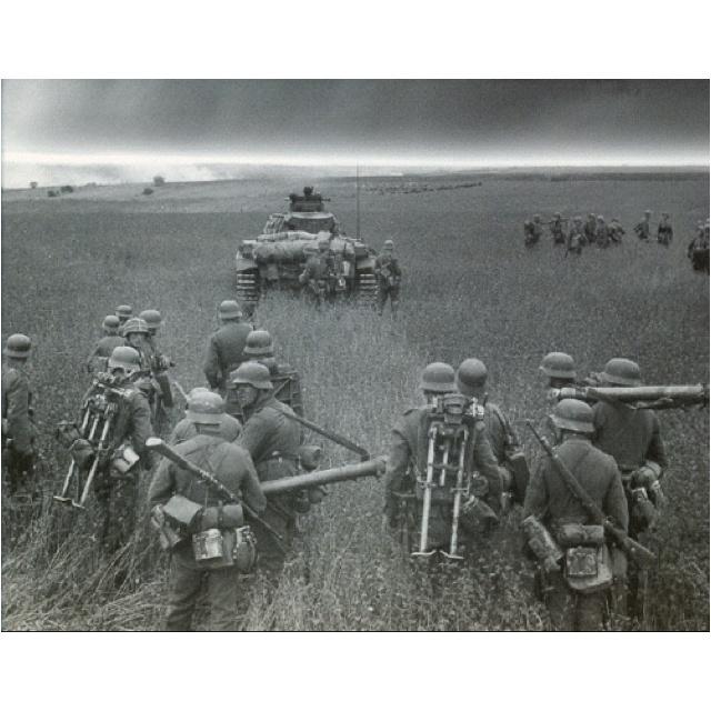 German Troops - Ukraine 1941 - World War II