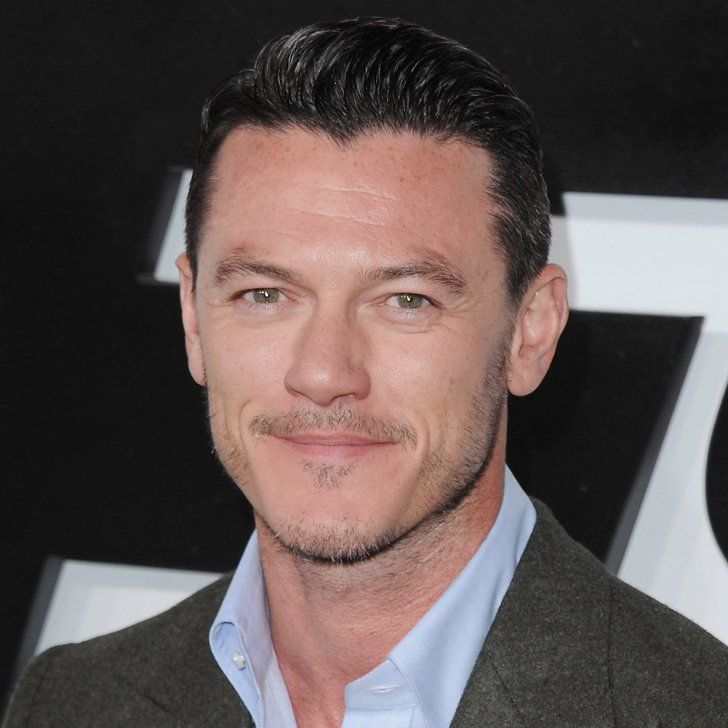 Luke Evans Might Be the Most Exciting Thing About Beauty and the Beast
