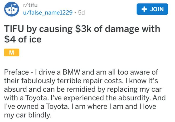 Guy causes 3k of damage with 4 worth of ice in 2021