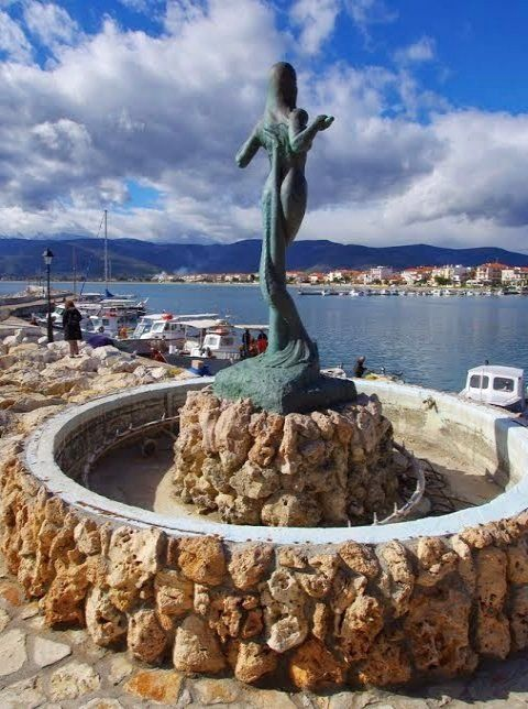 mermaid.. Paralio Astros ~ Kynouria, Arcadia, Greece | ARCADIA Spot