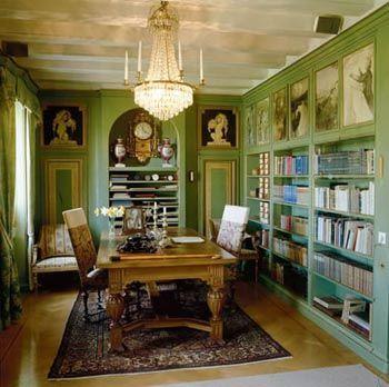 Marbacka, home of Selma Lagerlof