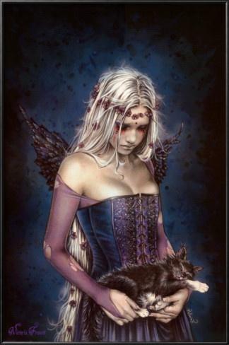 Victoria Frances - Angel Death