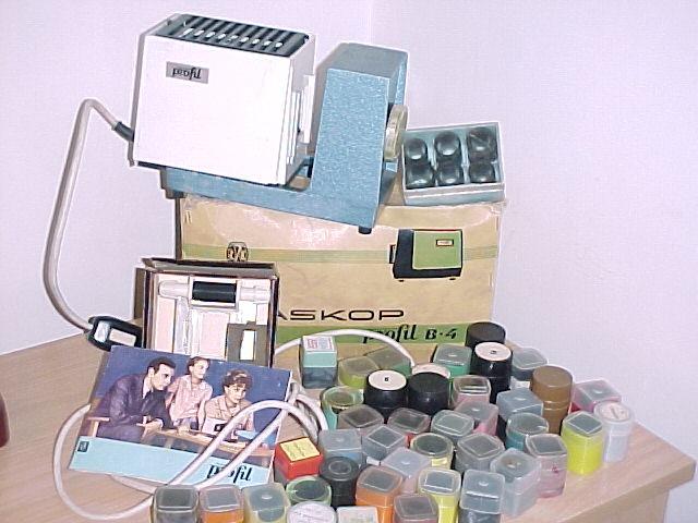 Kto pamięta stare bajki z projektora?