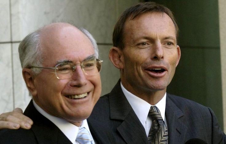 How John Howard's tax cuts undid his protégé Tony Abbott | The Saturday Paper