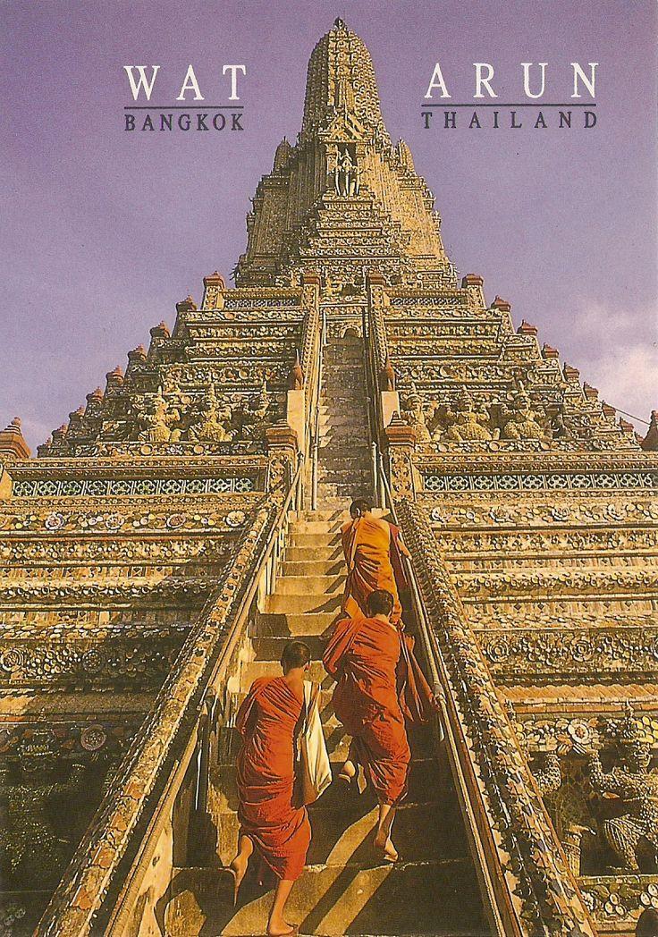 Thailand Bagkok Wat Arun
