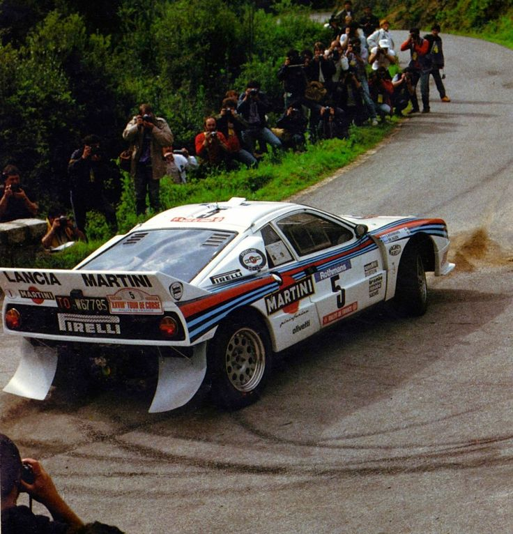 214 best Lancia Rally 037 images on Pinterest | Cars, Rally car ...