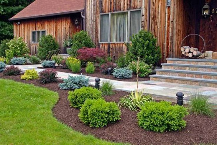 62 best images about landscaping ideas on pinterest fire for Rustic landscape ideas