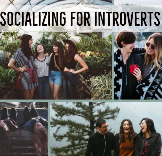Many Introverts Are Actually Quite Outgoing And Friendly