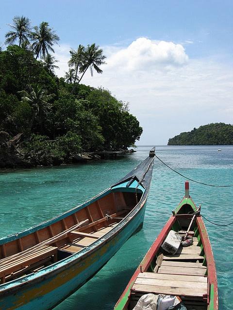 Iboih beach, Pulau Weh, Aceh, Indonesia