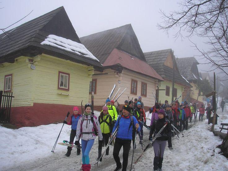Zimný zraz turistov KST - Ružomberok - 2.-5.2.2017 | kstsl.sk