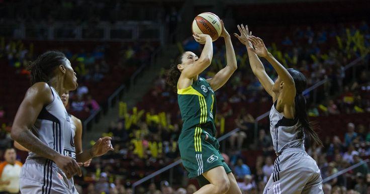 Storm's Sue Bird headlines WNBA's Three-Point Contest