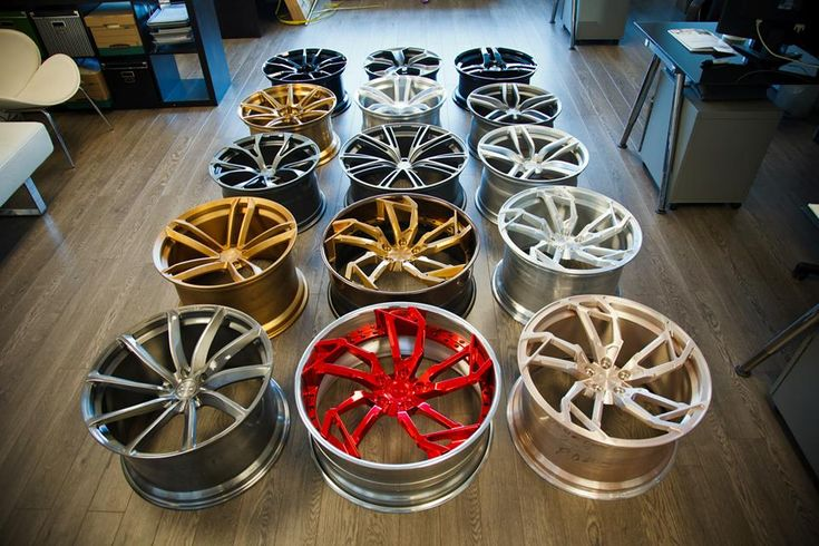 3WD Spring Sale on PUR Forged Wheels - MBWorld.org Forums