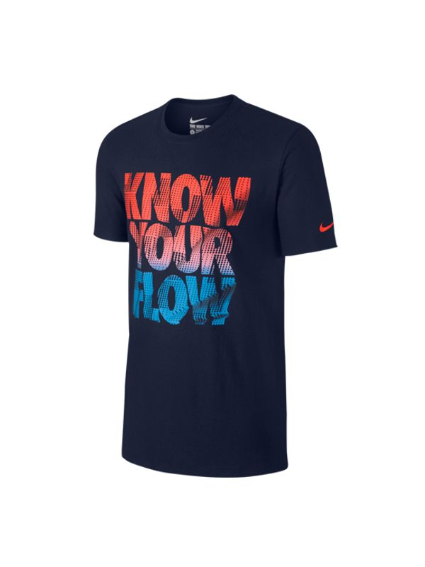 """Nike """"Know Your Flow"""" 739338-451"""
