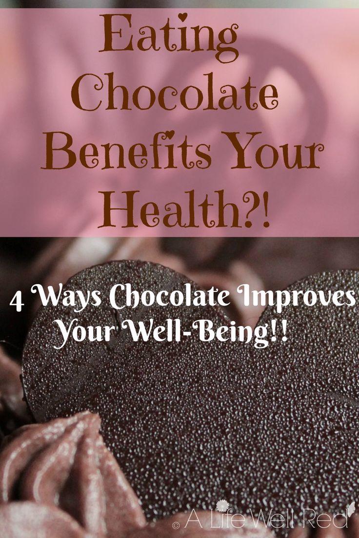 Počet nápadov na tému Dark Chocolate Benefits na Pintereste: 17 ...