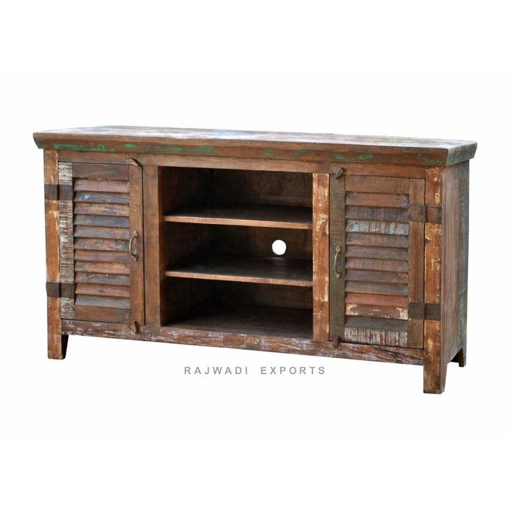 Solid Rustic Barn Art Wooden Reclaimed Furniture Design Wooden plazma- Rajwadi Exports RAJWADI EXPORTS (A Government of India Recognized Furniture Export House) Mobile: +91-977 2222 479 Email: info@rajwadiexports.com. www.rajwadiexports.com