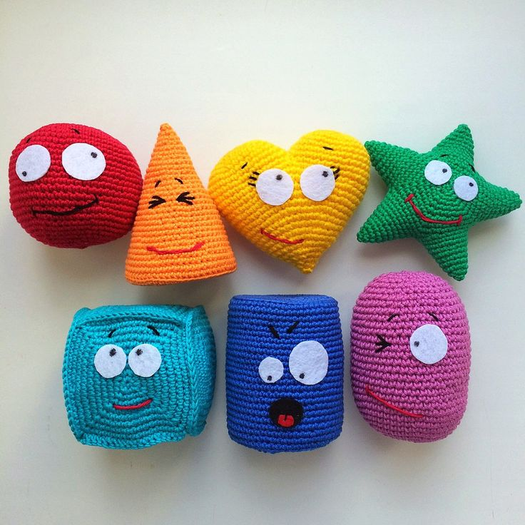 Crochet figures, PDF CROCHET PATTERN, Instant Download, Amigurumi by Amigurushki on Etsy