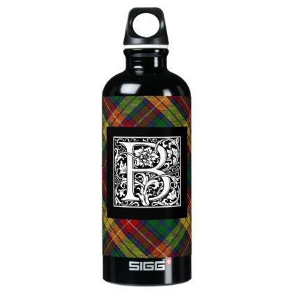 #Tartan Buchanan 0.6L Water Bottle - #travel #accessories
