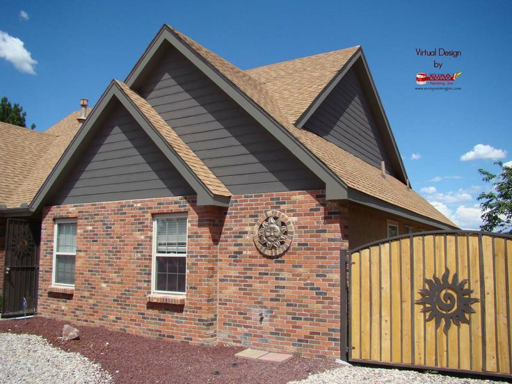 Albuquerque virtual design by euro painting inc - Virtual paint your house exterior ...