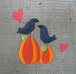 Broder sur toile de jute - Embroidery Library - Machine Embroidery Designs Inspired Project Page