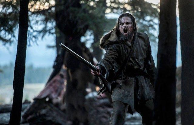 Review of the Western thriller The Revenant starring Leonardo DiCaprio. #therevenant