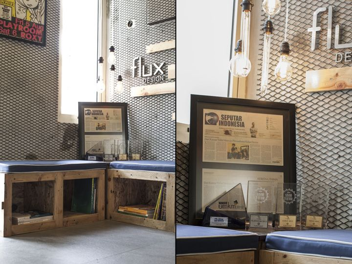 Flux design office by D'lux Interior, Jakarta – Indonesia » Retail Design Blog