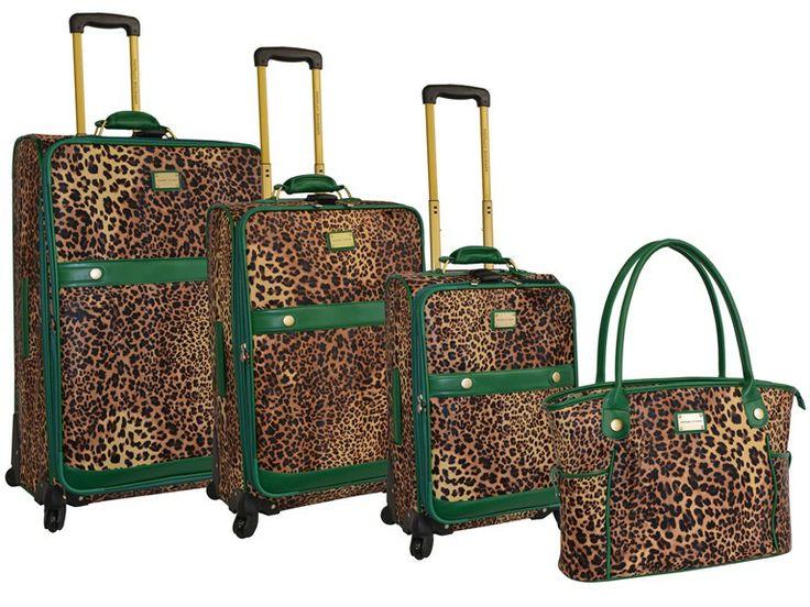 19 best Luggage images on Pinterest | Luggage sets, Travel luggage ...