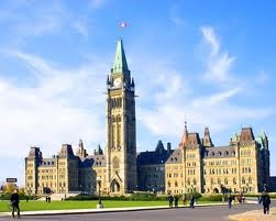 The Parliament Building - Ottawa, Canada