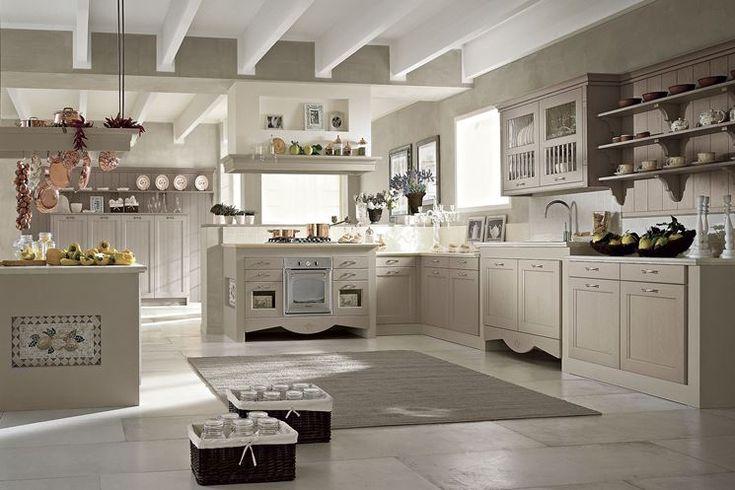 cucina in muratura con penisola - Google Search