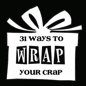 older and wisor: 31 Ways To Wrap Your Crap  Not sure what wisor is but lots of ideas here you may have thought of