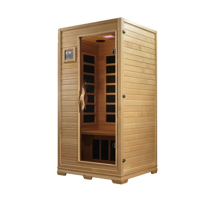 Dynamic Studio 1 2 Person Low Emf Far Infrared Sauna Infrared Sauna Portable Sauna Sauna Room