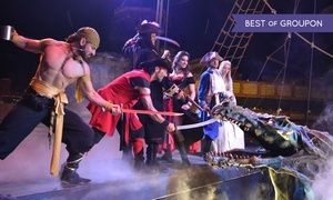 Groupon - Pirates Dinner Adventure for One Adult or Child (Up to 52% Off) in Buena Park. Groupon deal price: $29