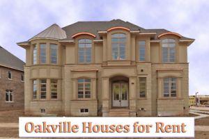 Oakville Executive House Rentals - SuttonRentals.com we have loads of brand new ones!