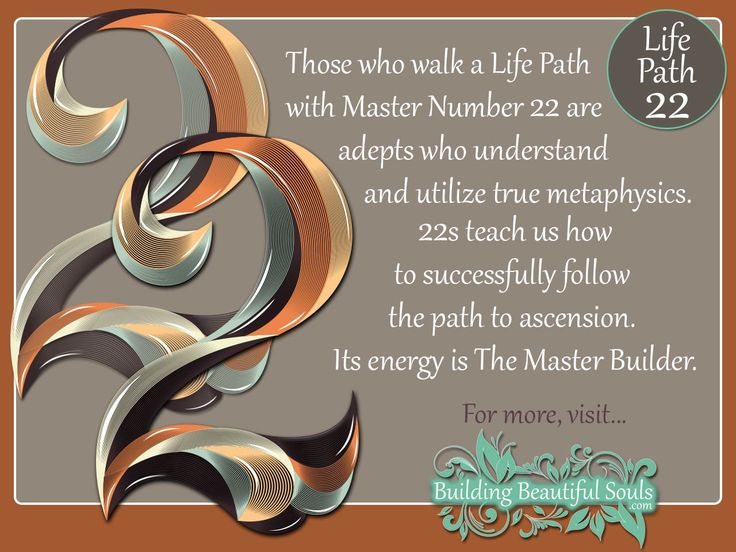Numerology 22 | Life Path Number & Numerology Compatibility