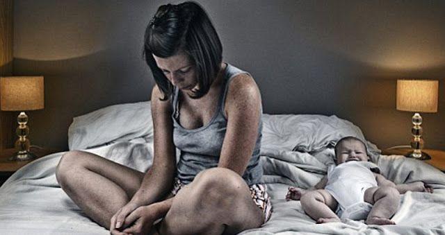 mymommy.gr | Μαμά και Παιδί : Επιλόχειος Κατάθλιψη και Ψύχωση