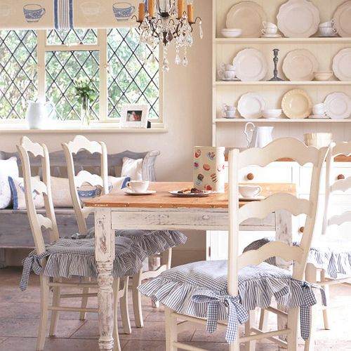 inspiration french country dining room by 1richtungsblog via flickr. beautiful ideas. Home Design Ideas