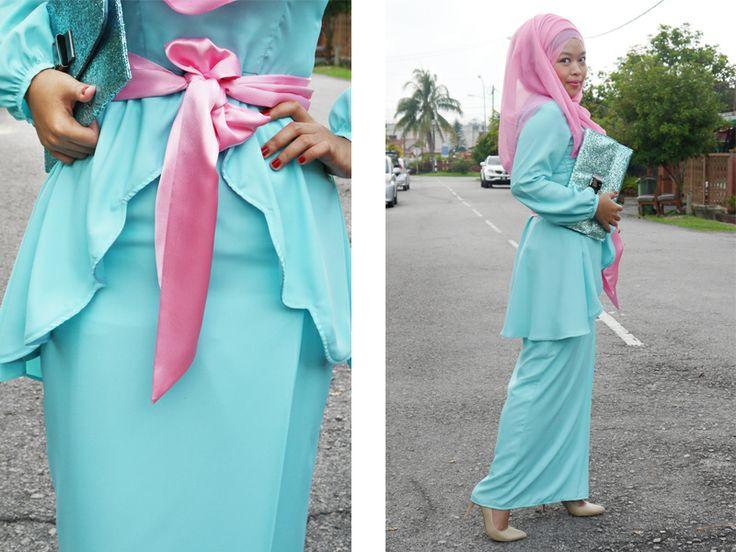 hijab + colours