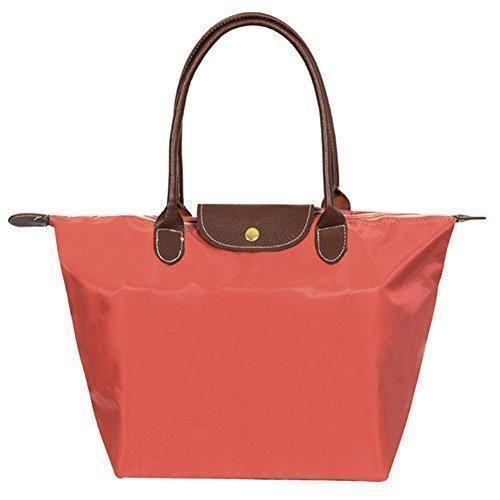 Oferta: 10.4€. Comprar Ofertas de fanhappygo - Bolso al hombro de Lona para mujer Multicolor naranja barato. ¡Mira las ofertas!