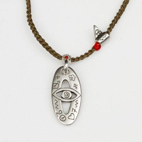 Window of the Soul Necklace