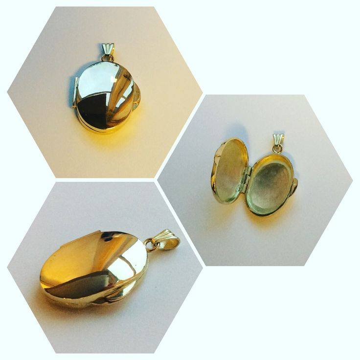 585 gold locket. Hand made, and would love to engrave it too! Piercingheartbeat@gmail.com