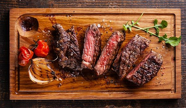 5 tips to grilling the perfect steak. How to choose a great steak, from rib eye to New York. How to to grill and serve the perfect steak.