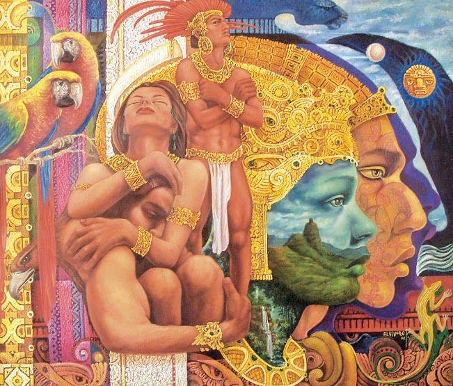 El Encanto Oculto De La Vida: Alfredo Vivero, El Encanto Nativo