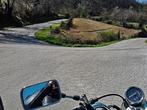 alto del padrun - Asturias