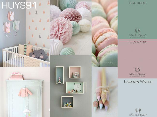 Kleuren | Pure & Original | Kleur & Sfeeradvies B.V. | www.kleursfeer.nl
