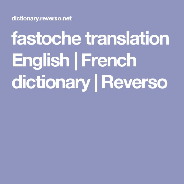 fastoche translation English | French dictionary | Reverso